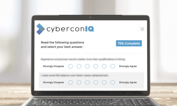 cyberconIQ Test - Consumer License Now Available